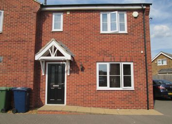 Thumbnail 3 bed semi-detached house to rent in Olympian Close, Wisbech