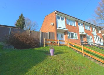 Thumbnail 3 bed end terrace house for sale in Glenside, Billericay