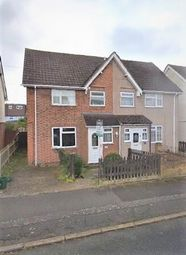 Thumbnail 3 bed semi-detached house to rent in Benbow Waye, Uxbridge, Greater London