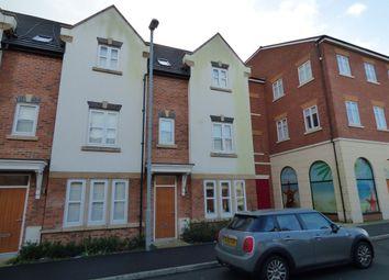 Thumbnail 4 bedroom terraced house to rent in Barnes Wallis Way, Buckshaw Village, Chorley