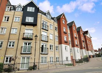 Thumbnail 2 bed flat for sale in Salter Court, Colchester