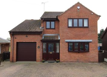 Thumbnail 4 bedroom detached house for sale in Long Lane, Carlton-In-Lindrick, Worksop