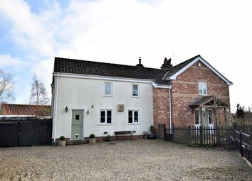 Thumbnail 3 bedroom semi-detached house to rent in Low Street, Hardingham, Norwich