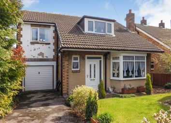 Thumbnail 3 bed detached house for sale in Far View Crescent, Huddersfield, West Yorkshire