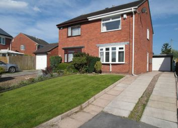 Thumbnail 2 bed semi-detached house to rent in Hawley Close, Morley, Leeds
