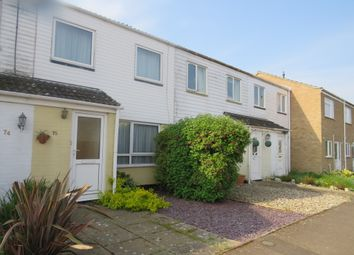 Thumbnail 3 bed terraced house for sale in Lovell Gardens, Watton, Thetford