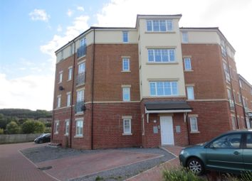 Thumbnail 2 bed flat for sale in Sanderson Villas, St. James' Village, Gateshead