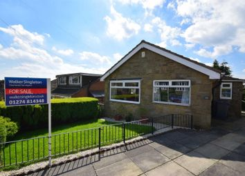 Thumbnail 2 bed detached bungalow for sale in Weston Avenue, Queensbury, Bradford