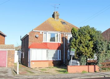 Thumbnail 2 bedroom semi-detached house for sale in Vicarage Road, Milton, Sittingbourne, Kent