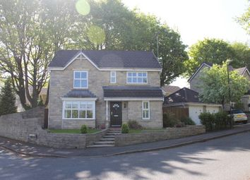 Thumbnail 4 bed detached house to rent in High Meadow, Simmondley, Glossop