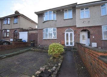 Thumbnail 3 bed semi-detached house for sale in Gordon Avenue, Whitehall, Bristol