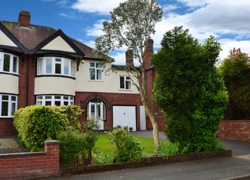 Thumbnail 4 bed semi-detached house for sale in Christine Avenue, Wellington, Telford, Shropshire
