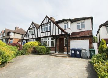 Thumbnail 4 bed semi-detached house for sale in Green Lane, Edgware, Greater London.
