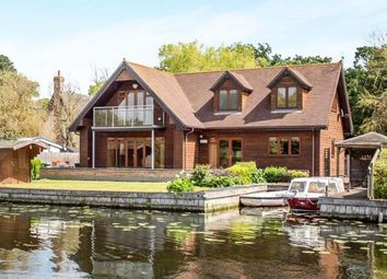 Thumbnail 3 bed detached house for sale in Horning, Norwich, Norfolk