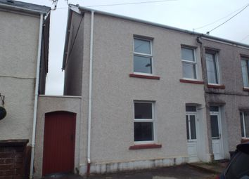 Thumbnail 3 bed end terrace house for sale in Mill Terrace, Ammanford, Ammanford