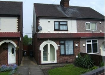 Thumbnail 2 bed semi-detached house to rent in Chapel Street, Bedworth, Warwickshire