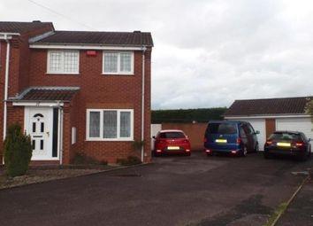 Thumbnail 2 bedroom property to rent in Fellbrook Close, Birmingham
