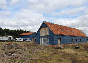 4 bed barn conversion for sale in St Pauls Road South, Walton Highway, Wisbech PE14