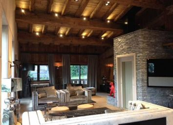 Thumbnail 4 bed chalet for sale in Chalet With Views, Megeve, Auvergne-Rhone-Alpes, France
