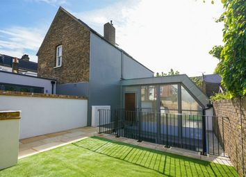 Thumbnail 2 bed semi-detached house for sale in Evelyn Road, London