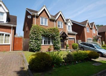 Thumbnail 4 bed detached house for sale in Lime Way, Heathfield, East Sussex, United Kingdom