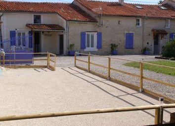 Thumbnail 7 bed property for sale in Chef-Boutonne, Deux-Sèvres, France