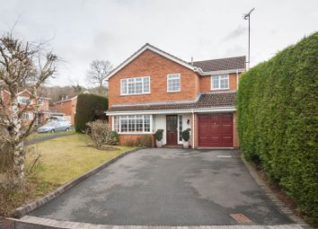 Thumbnail 4 bed detached house to rent in Stonepits Lane, Redditch
