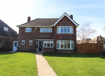 Thumbnail 4 bedroom detached house for sale in Henley Road, Ipswich