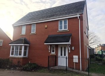 Thumbnail 3 bedroom end terrace house for sale in Heartland Close, Birmingham