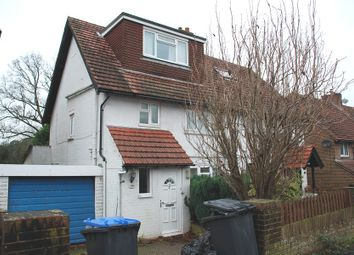 Thumbnail 4 bed semi-detached house to rent in Wood Ride, Haywards Heath