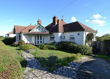 Thumbnail 3 bed detached bungalow for sale in Swalecliffe Road, Whitstable