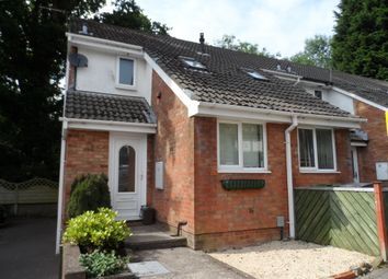 Thumbnail 1 bed end terrace house to rent in The Dell, Old St Mellons, Cardiff