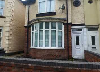 Thumbnail 1 bedroom flat to rent in Osmaston Road, Allenton, Derby