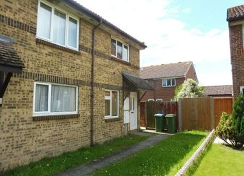 Thumbnail 2 bedroom end terrace house to rent in Finisterre Close, Hill Head, Fareham