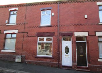 Thumbnail 2 bedroom terraced house to rent in Seville Street, Shaw, Oldham