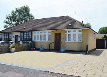 Thumbnail 2 bed semi-detached house for sale in Court Avenue, Romford