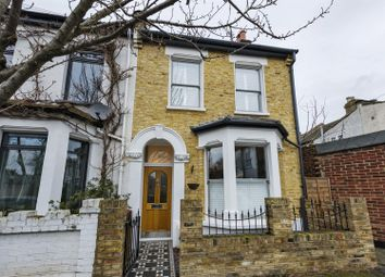 Thumbnail 4 bed end terrace house for sale in Parkhurst Road, Walthamstow, London