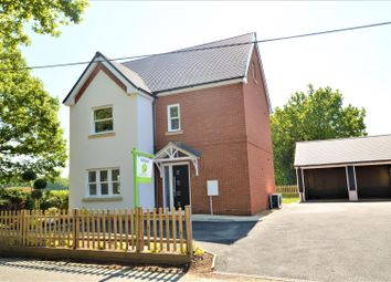 Thumbnail 4 bed detached house for sale in Bromley Road, Ardleigh, Colchester