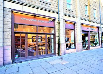 Thumbnail Restaurant/cafe for sale in Nicolson Street, Edinburgh