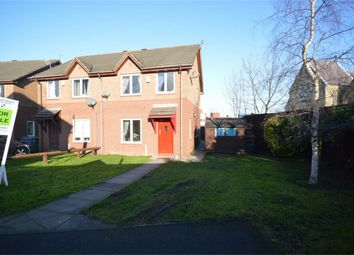 Thumbnail 3 bed semi-detached house for sale in Lawnside Close, Rock Ferry, Merseyside