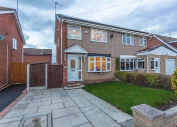 Thumbnail 3 bed semi-detached house for sale in 20 Curlew Avenue, Wirral