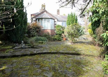 Thumbnail 2 bedroom detached bungalow for sale in Sharples Avenue, Sharples, Bolton, Lancashire