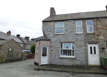 Thumbnail 2 bed end terrace house for sale in Sea View Terrace, Trefor, Caernarfon, Gwynedd