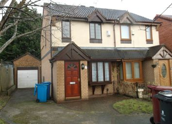 Thumbnail 2 bed semi-detached house to rent in Langdale Close, Kirkby