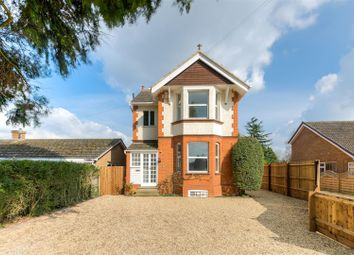 Thumbnail 4 bed detached house for sale in Main Road, Duston, Northampton