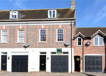 Thumbnail 2 bed terraced house for sale in St. Leonards Court, St. Leonards Avenue, Blandford Forum