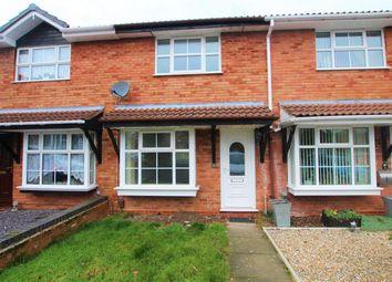 Thumbnail 2 bedroom terraced house to rent in Knightsford Close, Redditch