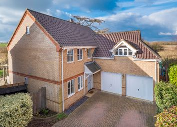 Thumbnail 5 bed detached house for sale in Bildeston, Ipswich, Suffolk