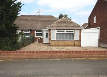 Thumbnail 2 bed bungalow for sale in Winchester Way, Scawsby, Doncaster