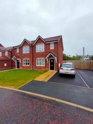 Thumbnail 3 bed semi-detached house for sale in Foundry Close, Leyland